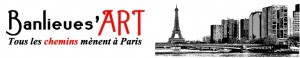 Logo Banlieues'ART 2