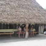case traditionnelle à Maré