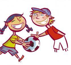 enfants ballon leo