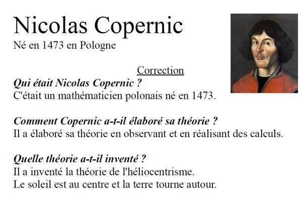 copernic correction