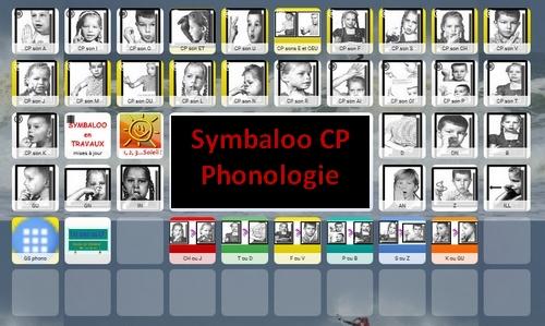 S CP phono