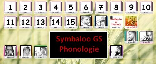 S GS phono