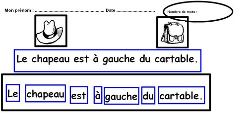 phrases lecture GS