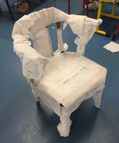 chaise pierre