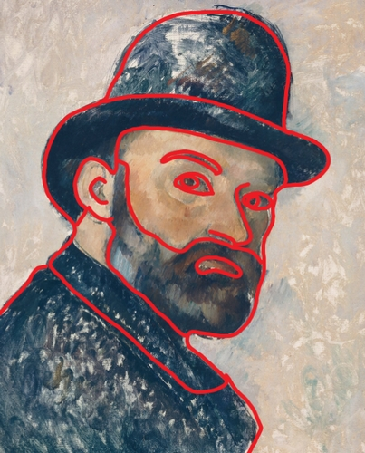 Cezanne tour ima