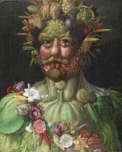 arcimboldo vertumus 1590