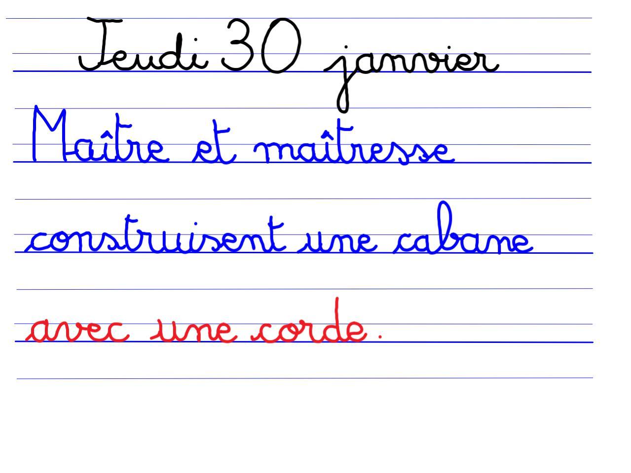 CP lignes 3001