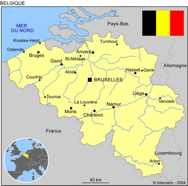 belgique clara