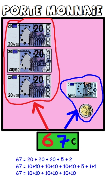 monnaie 67