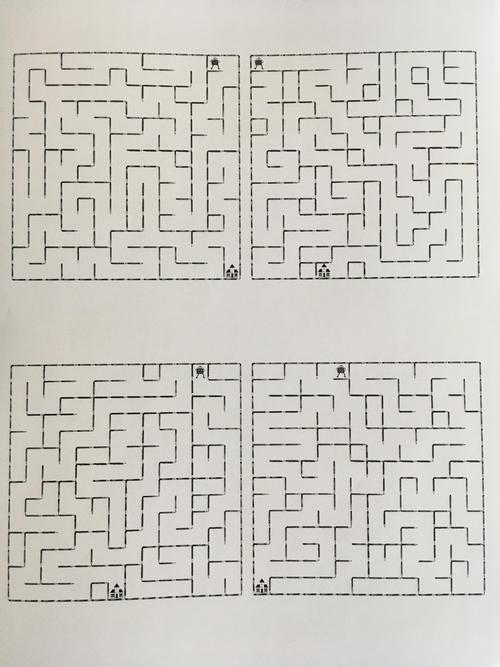 labyrinthe 2 14x14