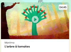 arbre a tomates