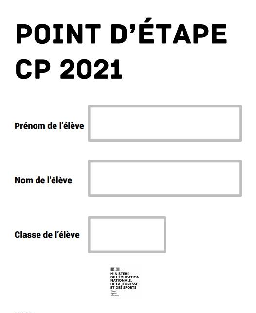 Point etape 2021