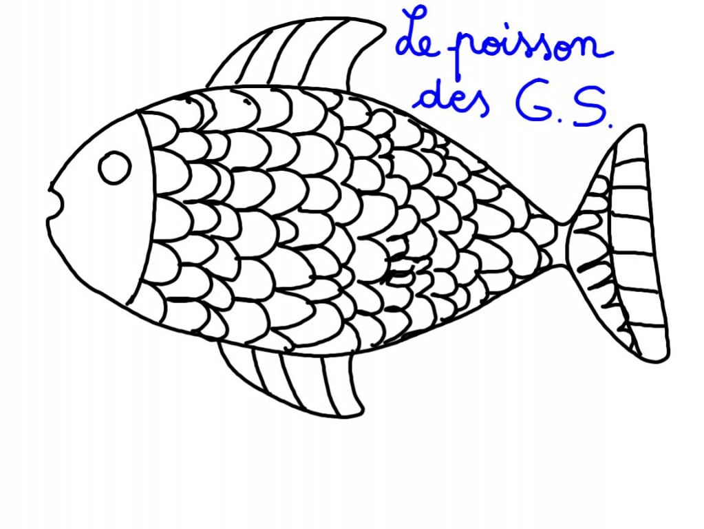 poisson avril graphisme