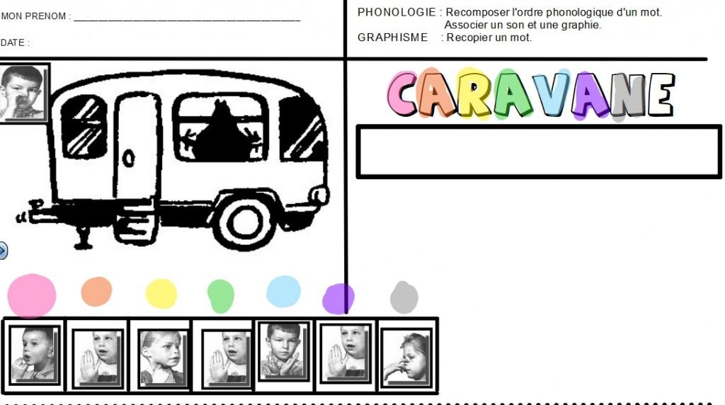 GS caravane fait