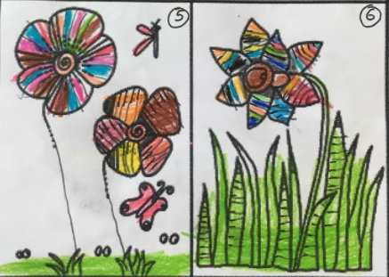 GS graph fleurs 5 et 6