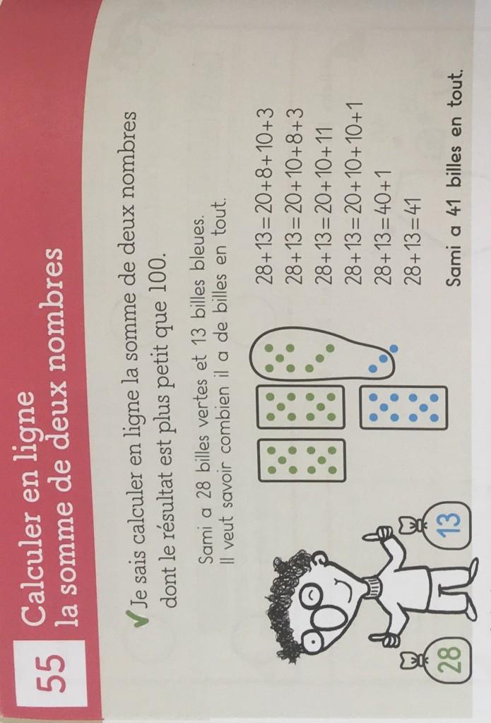math 55 lecon