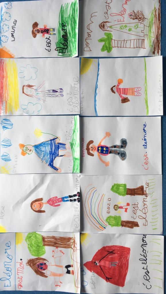 GS eleonore dessins